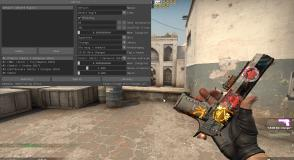 csgo skin changer Desert Eagle Supernova